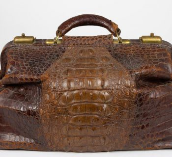 maynards crocodile bag